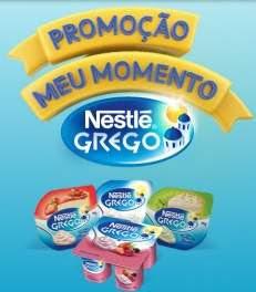 Promoção Meu Momento Nestlé Iogurte Grego Experiências