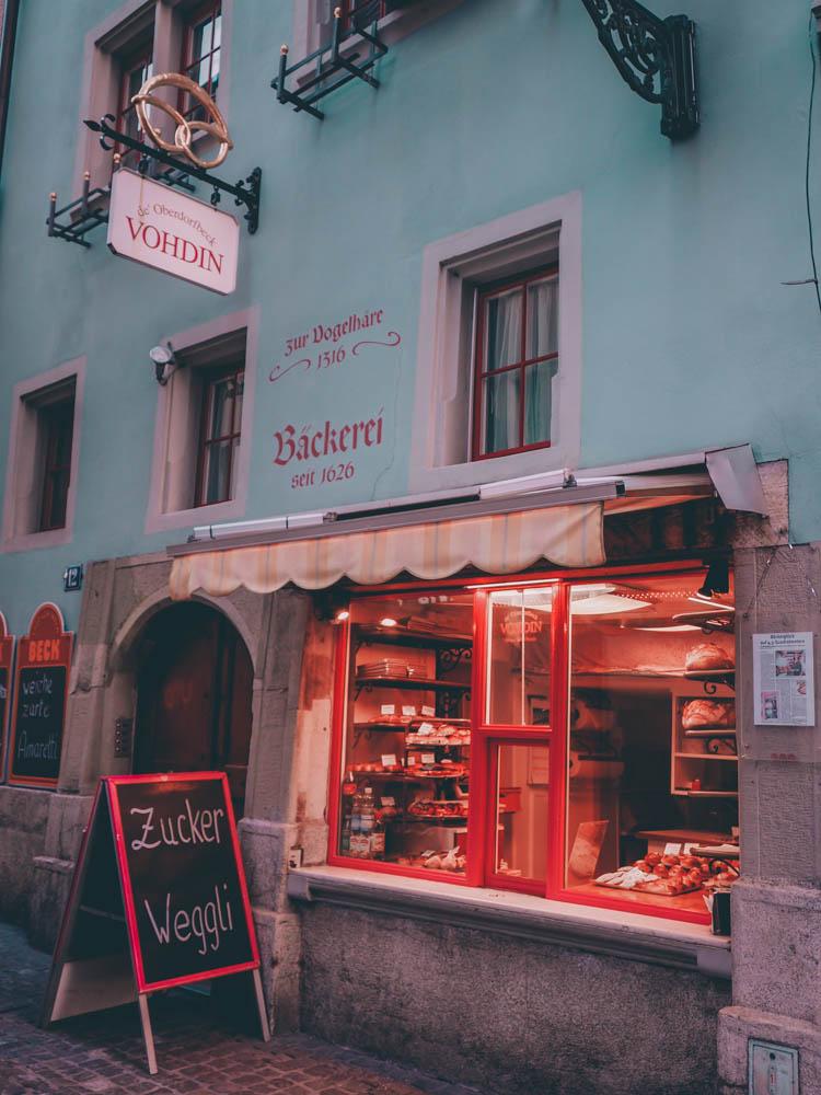 zurich - blog voyage - laquotidiennedele - bakery