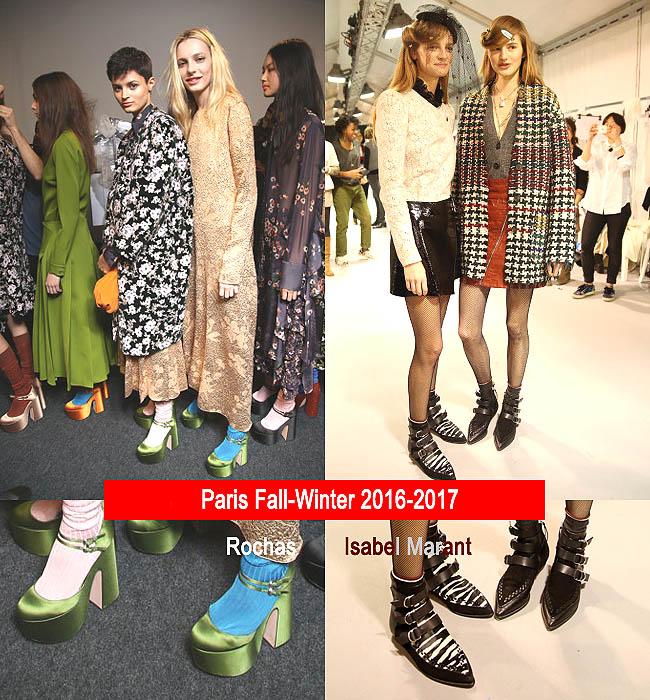 Model Sepatu wanita terbaru 2016-2017 Isabel Marrant