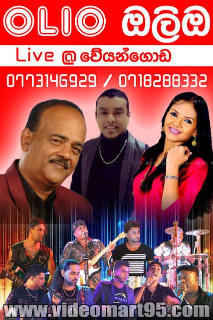 OLIO LIVE IN WEYANGODA 2016-02-20