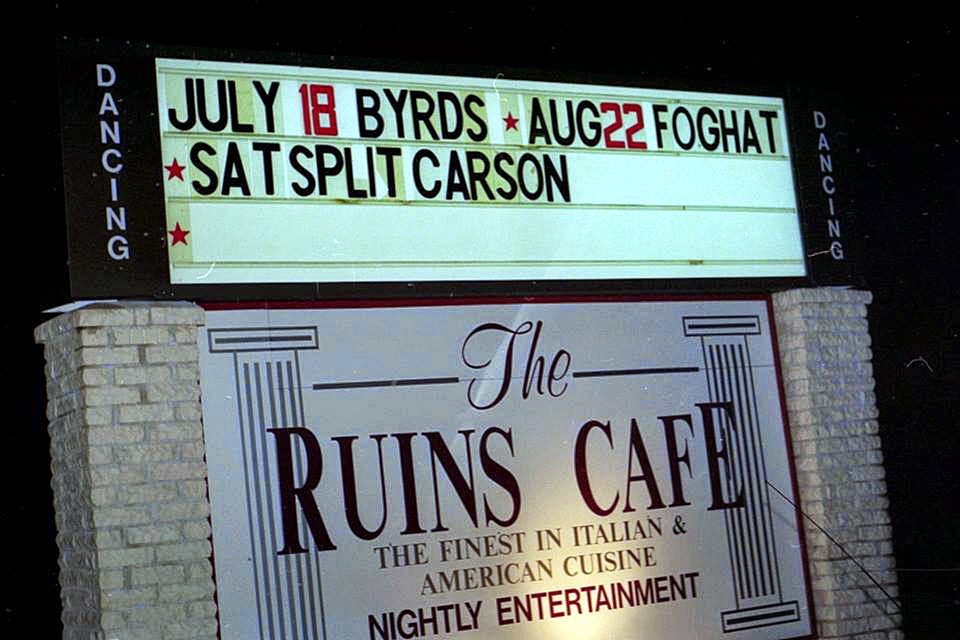 The Ruins Cafe in Lodi, New Jersey