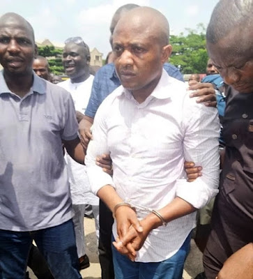 Rich Kidnapper Evans Causes Drama In Lagos High Court