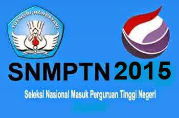 Pendaftaran Online SNMPTN Tahun 2015