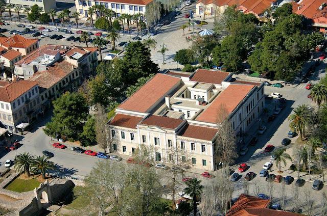Ανάθεση μελέτης για την επισκευή και τον εκσυγχρονισμό του Δικαστηρίου Ναυπλίου