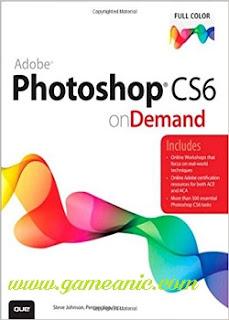 Adobe Photoshop CS6 cover