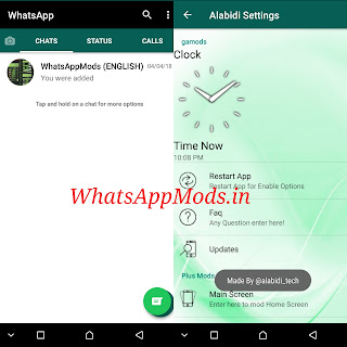 WhatsApp+ v9 WhatsAppMods.in