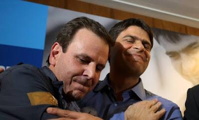 TRE torna Eduardo Paes e Pedro Paulo inelegíveis por oito anos