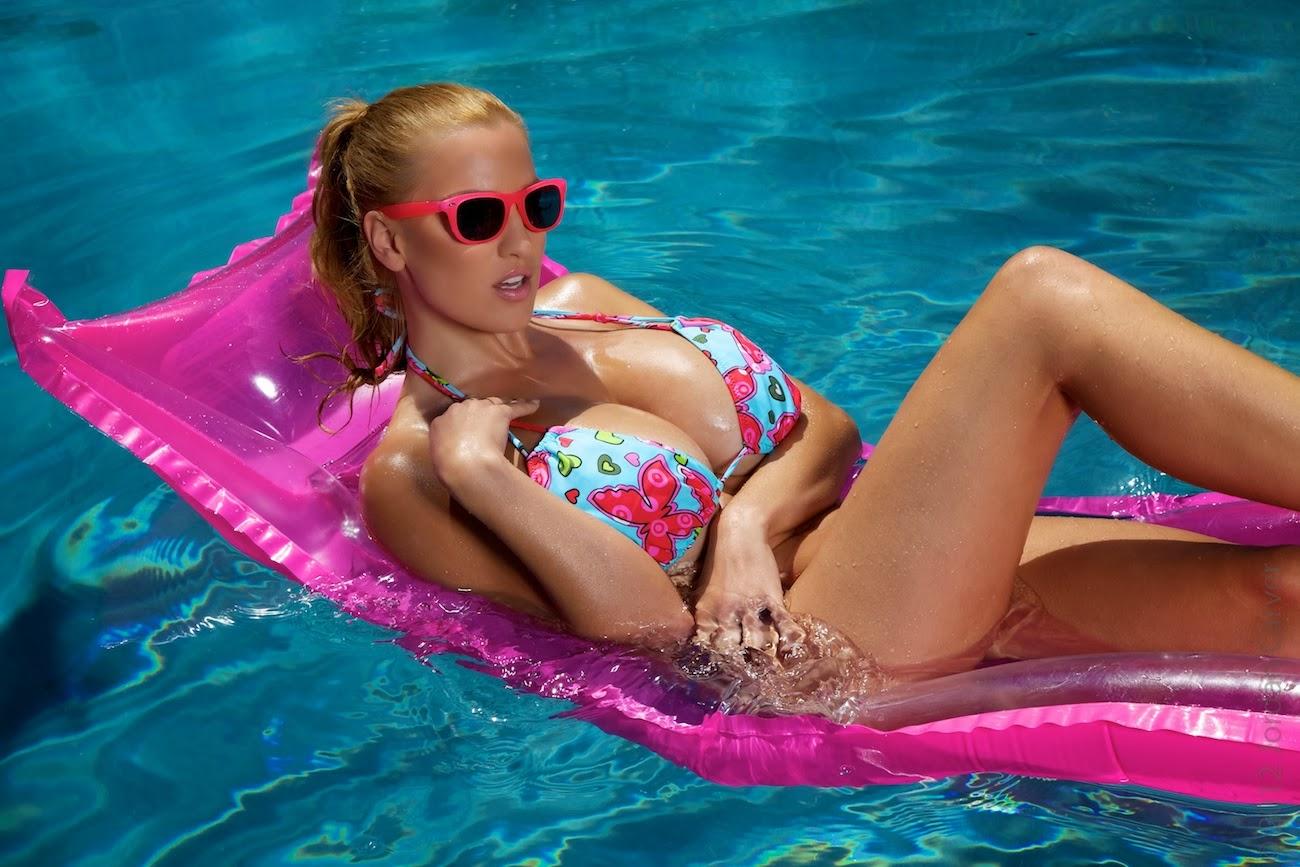 Big Boob Bikini Party