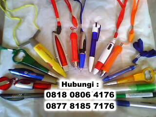 Jual souvenir pulpen unik di Tangerang