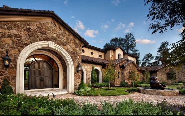 Fachadas casas modernas colores de fachadas de casas rusticas for Fachadas de casas modernas y rusticas