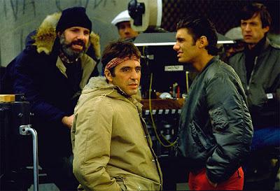 Brian De Palma, Al Pacino, Scarface