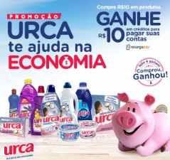 Cadastrar Promoção Urca 2018 Compre Ganhe 10 Reais Créditos Pagar Contas