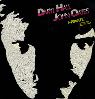Daryl Hall and John Oates - Private Eyes okładka albumu