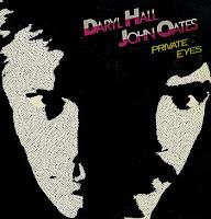 Daryl Hall and John Oates - Private Eyes okładka albumu