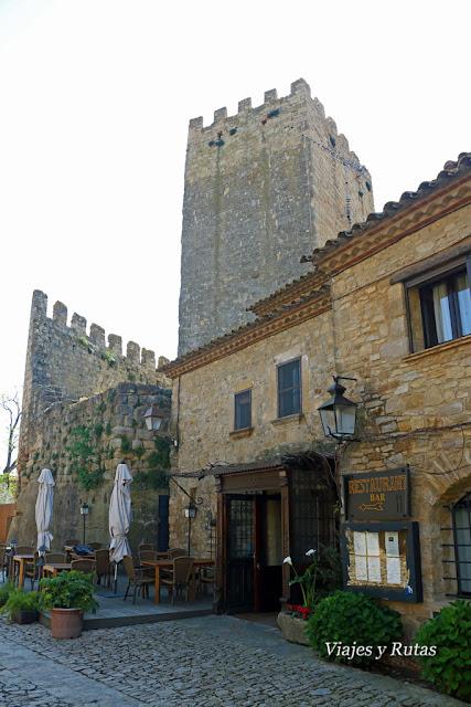 Torre del Homenaje, Peratallada, Girona