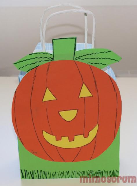 Bolsas Halloween. Mimosorum