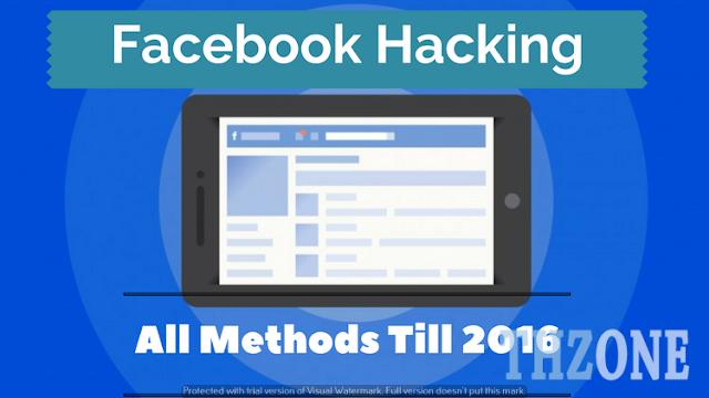 How to hack facebook account (Best 15 insane Methods to hack facebook)