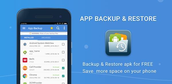 Cara Backup APK di Oppo