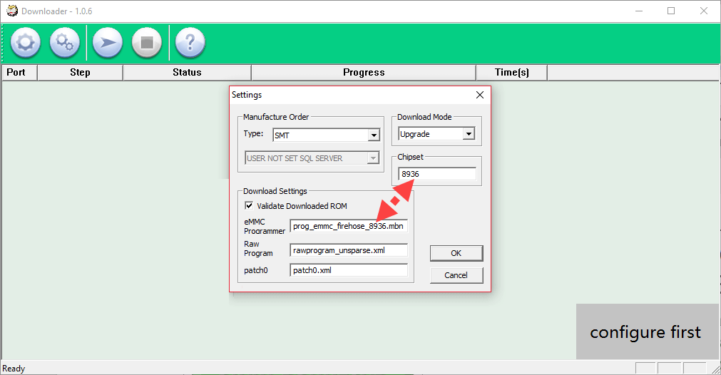 How To Use QComDloader Tool 5
