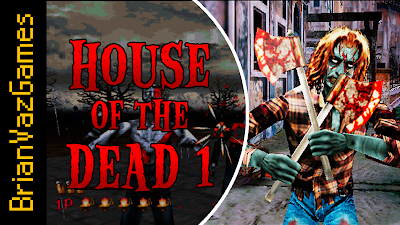 House Of The Dead 1 Para Pc