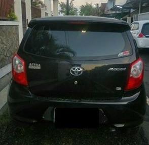 harga Toyota Agya tahun 2013 bekas