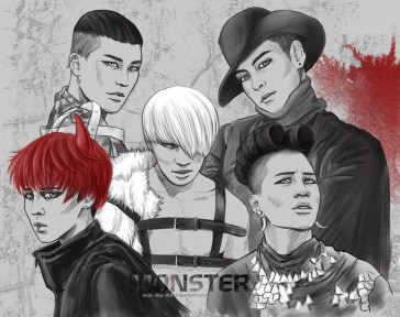 Daftar Lagu Big Bang Terbaru 2013 50 Tangga Lagu Korea K Pop Terbaru Mei 2013 Ocim Blog Lirik Lagu Monster Big Bang Lirik Lagu Share The Knownledge