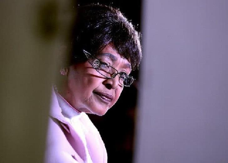Mandela's Former Wife, Winnie Mandela
