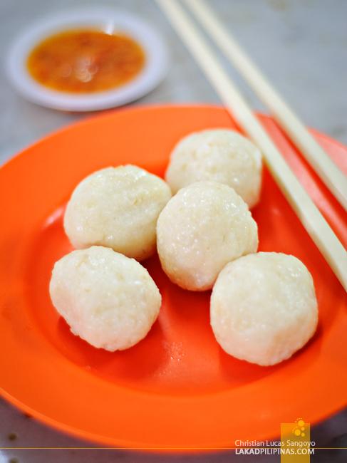 Chung Hwa's Chicken Rice Ball