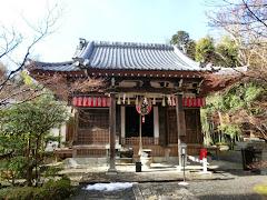 赤山禅院:地蔵堂