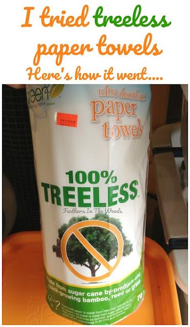 non-paper | paper towels