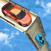 Mega Ramp Car Racing : Impossible Tracks 3D (Mod Apk Free Shopping)