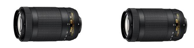 Nikon India, the 100% subsidiary of Nikon Corporation Tokyo, leaders in imaging technology, today announced the new AF-P DX NIKKOR 70-300mm f/4.5-6.3G ED and AF-P DX NIKKOR 70-300mm