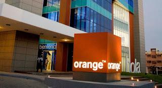 Sede de Orange