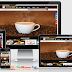 Template Blogspot quán cafe với nhiều hiệu ứng đẹp và chuyên nghiệp