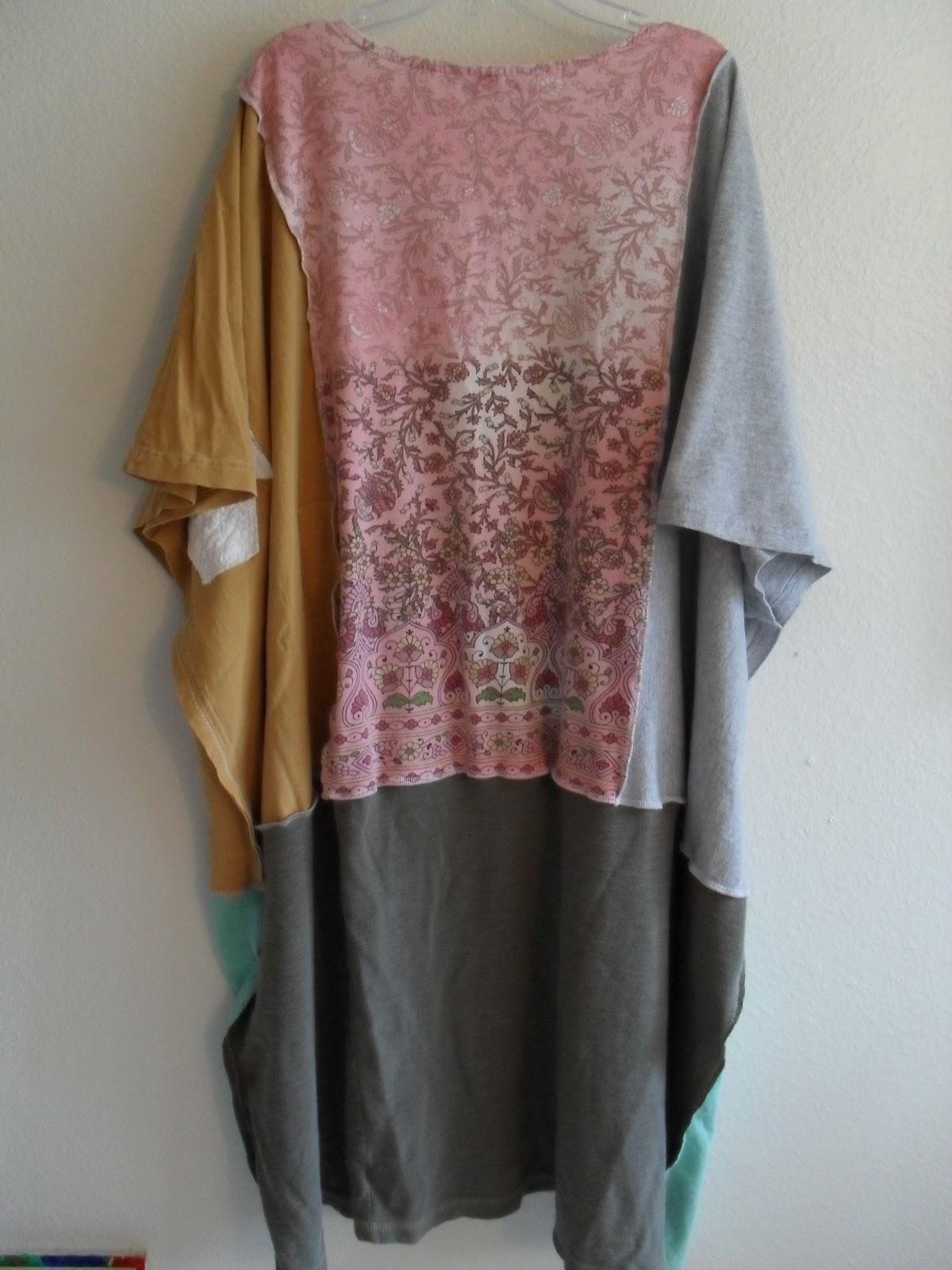 Recyclable Fashion: Recycled Fashion: TShirt Refashions And Recycled Fashion