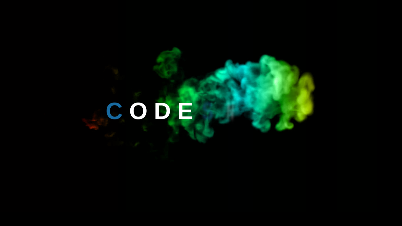 css text reveal from smoke animation, pure css animation, colorful smoke animation using css, smoke animation css, text animation css