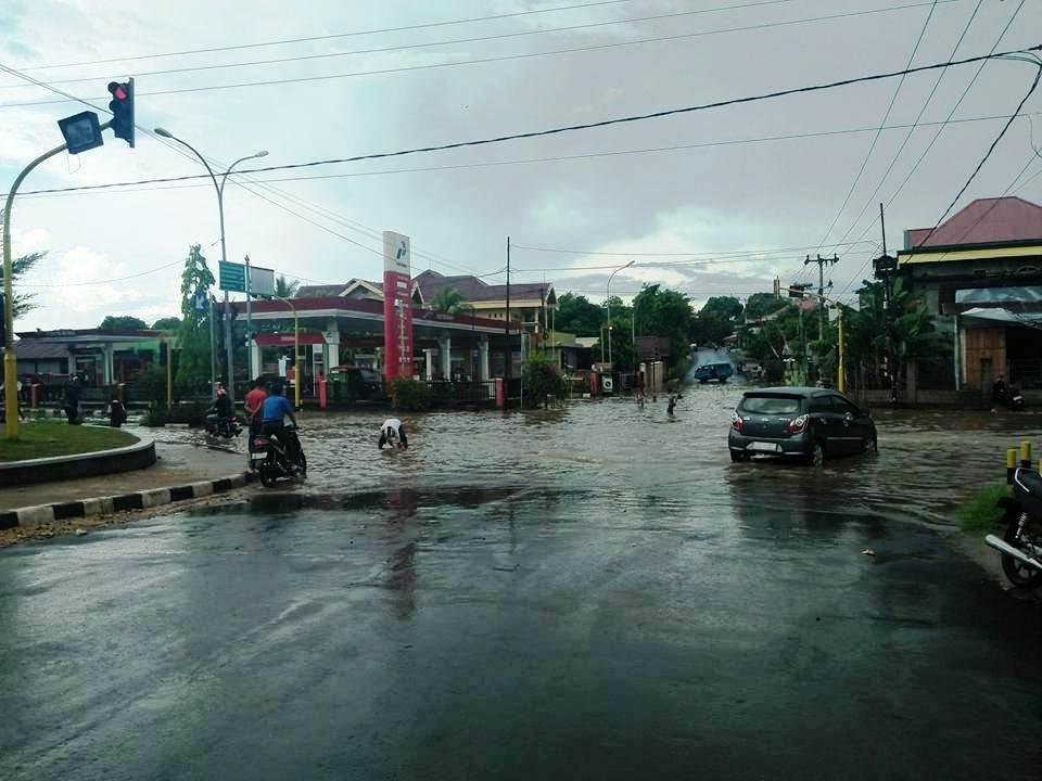 solusi banjir kota baubau