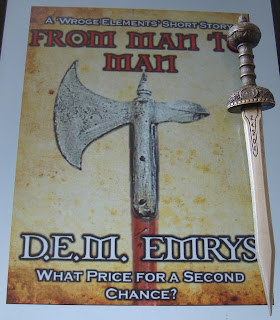 Portada del libro From Man to Man, de D. E. M. Emrys