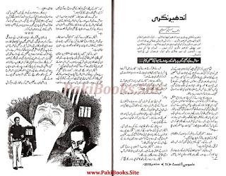 Andhair Nagri Jasoosi Novel By Ahmed Saleem Saleemi