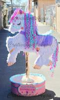 unicornio decoracion cumpleaños