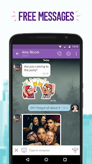 Viber 6.3.0.1702 APK for Android (Update 2016)