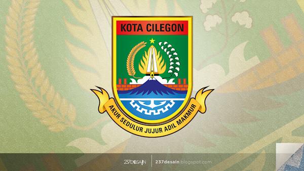 Logo Pemerintah Kota Cilegon, Propinsi Banten