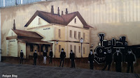 Śląsk, Jaworzno, mural