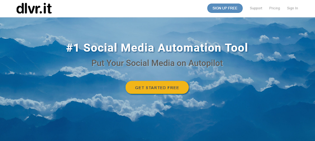Auto Share Posting Blog Into Various Social Media