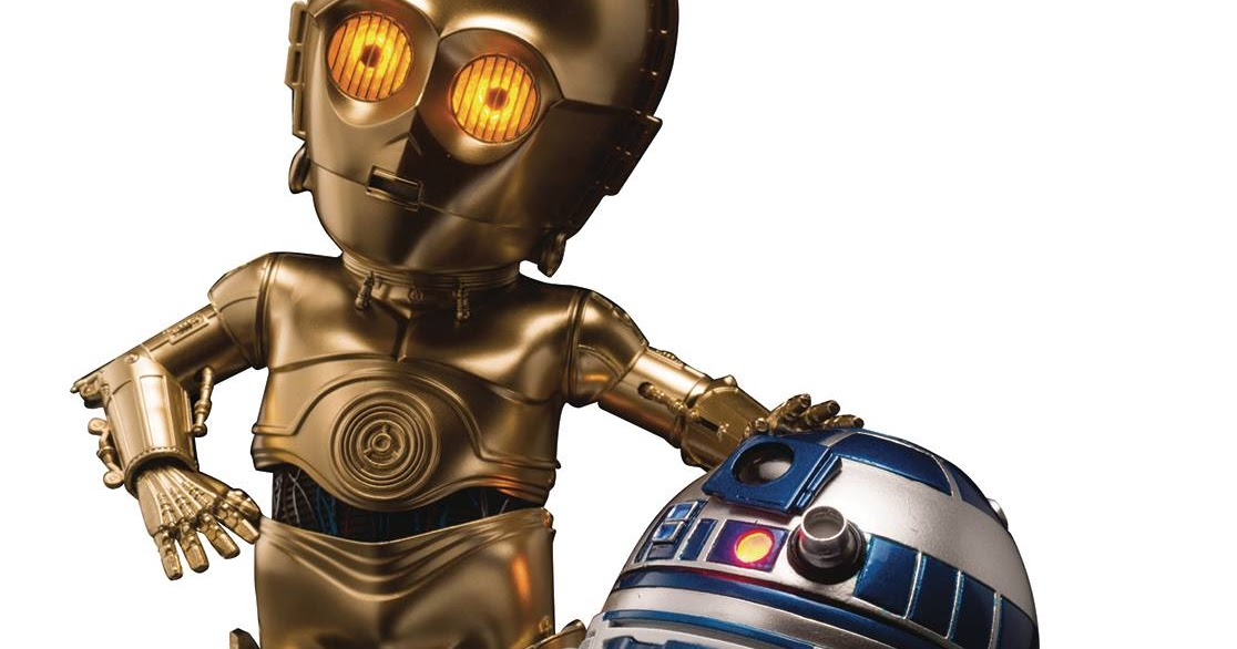 R2d2 And C3po Toys : Collecting toyz previews exclusive c po and r d figures