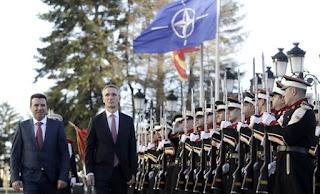 Οι Πρέσπες έγιναν «πύλη» του ΝΑΤΟ