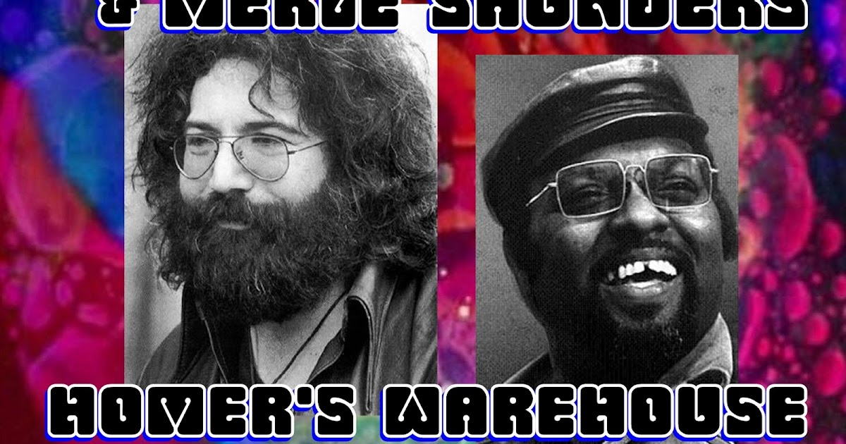 arizona jones jerry garcia and merl saunders two shows from homer 39 s warehouse palo alto ca. Black Bedroom Furniture Sets. Home Design Ideas