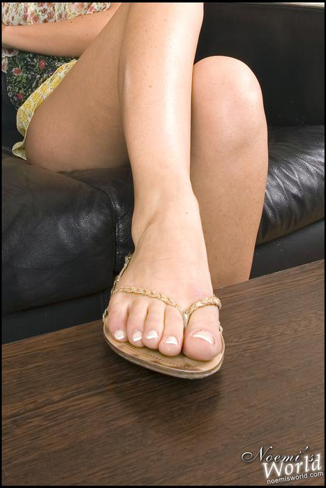 Stocking Feet  Girls Feet  Female Feet  Actress Feet -3387
