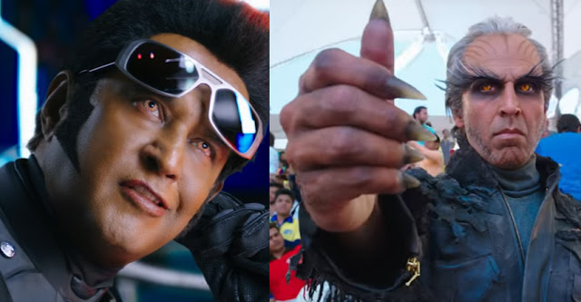 2.0 Spiritual Sequel to Enthiran (or Robot) - Mythgyaan
