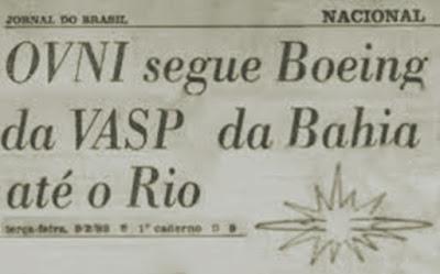 Ufologia, casos brasileiros, ovni, alienígenas, extraterrestres